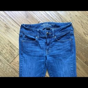 American Eagle Outfitters Jeans - AEO Women's Kick Boot Super Stretch Jeans; SZ 6 R.